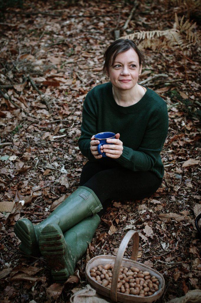 Sarah Watson, Wild Feast foraging guide